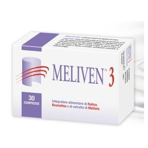 Natural Bradel Meliven3 30compresse
