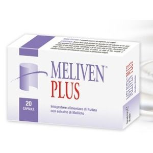 Natural Bradel Meliven Plus 20capsule