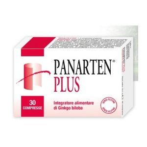 Natural Bradel Panarten Plus 30compresse
