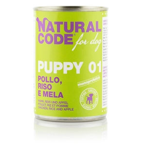 Natural Code Puppy 01 Cani