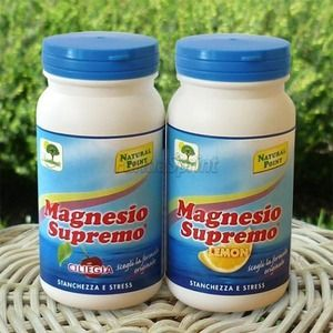 Natural Point Magnesio Lemon 150g