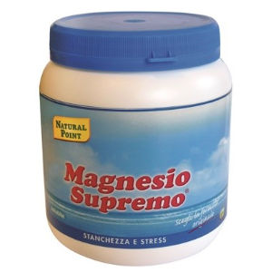 natural point magnesio supremo 300g