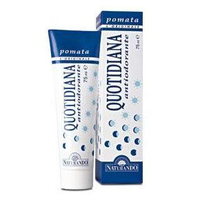 Naturando Quotidiana Antiodorante Pomata 30ml