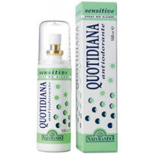 Naturando Quotidiana Antiodorante Sensitive 100ml
