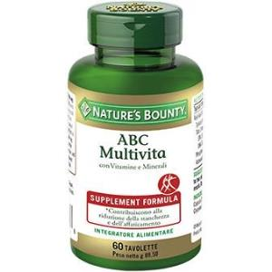 Nature's Bounty ABC-Multivita