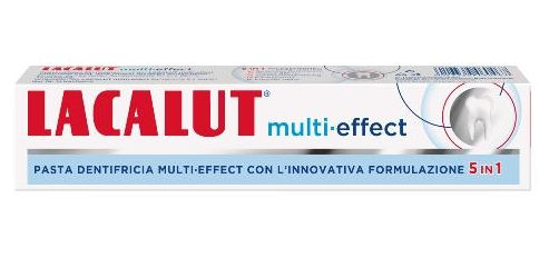 Naturwaren Lacalut Dentrifricio Multi Effect 5in1