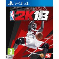 2K NBA 2K18 Legend Edition
