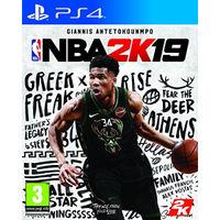 2K NBA 2K19