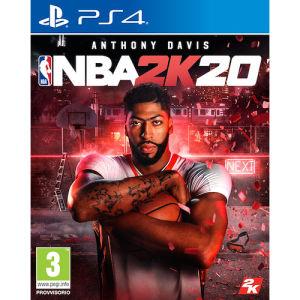 2K NBA 2K20