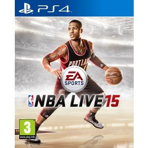 Electronic Arts NBA Live 15