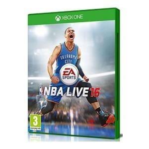 Electronic Arts NBA Live 16