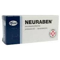 Pfizer Neuraben 100mg 30 capsule