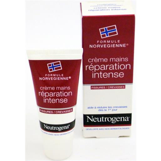 Neutrogena Crema Mani Riparazione Intensa