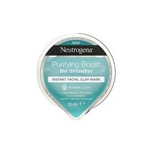 Neutrogena Purifying Boost Express Facial Clay-Mask