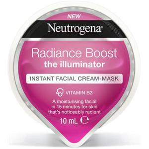 Neutrogena Radiance Boost Illuminante Express Facial Cream-Mask