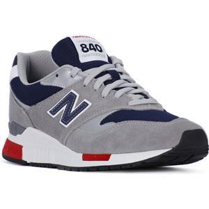 new balance 840 grigia e blu