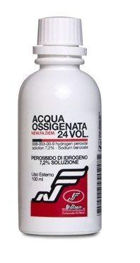 New.Fa.Dem Acqua Ossigenata 24 Volumi 100ml