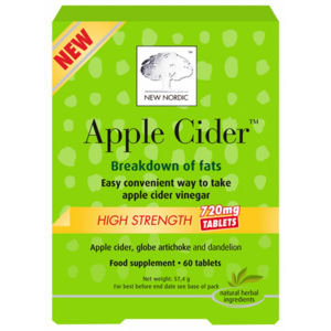 New Nordic Apple Cider 60compresse