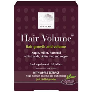 New Nordic Hair Volume 30compresse