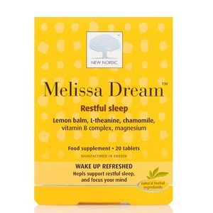 New Nordic Melissa Dream 60compresse