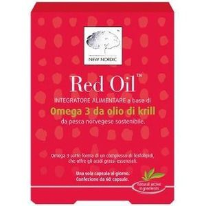 New Nordic Red Oil 60capsule
