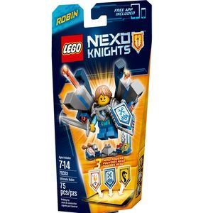 Lego Nexo Knights 70333 Ultimate Robin