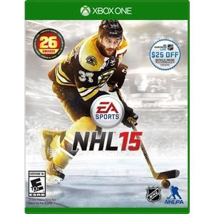 Electronic Arts NHL 15