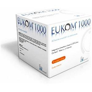 Nicox Eukom 1000 60bustine