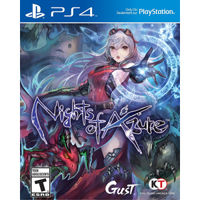 Koei Tecmo Nights of Azure 2: Bride of the New Moon