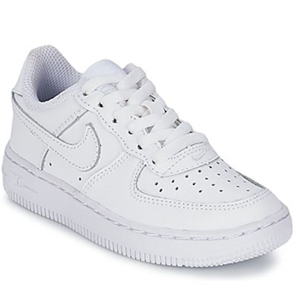 air force 1 bianche e rosa