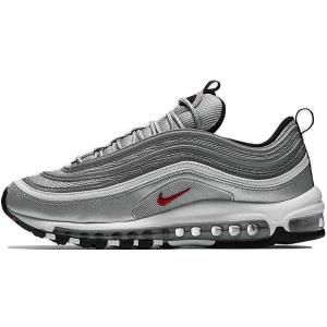 air max 97 rosse nere