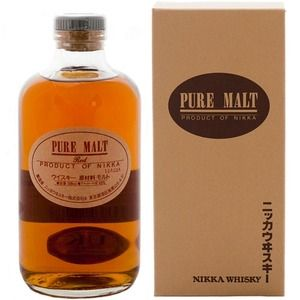 Nikka Whisky Pure Malt Red