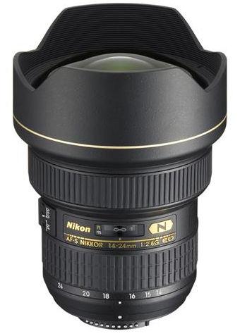 Nikon 14 24mm f 2 8 g ed if af s
