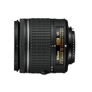 Nikon 18-55mm f/3.5-5.6 G AF-P DX VR