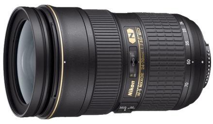 Nikon 24 70mm f 2 8 g ed if af s