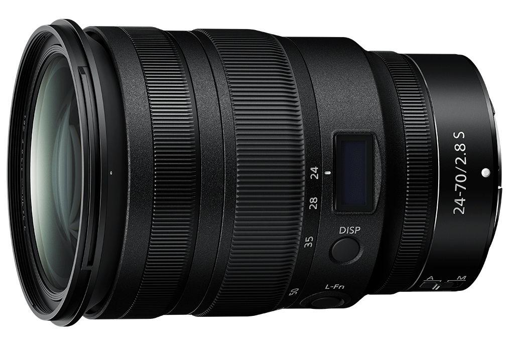 Nikon 24-70mm f/2.8 S Nikkor Z