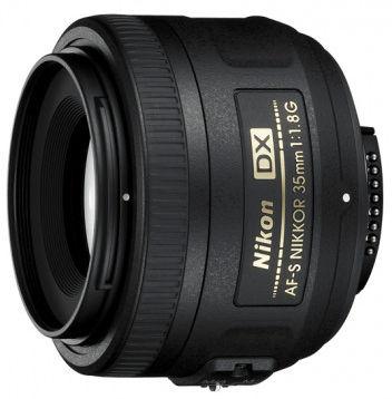 Nikon 35mm f/1.8 G AF-S DX