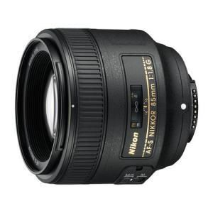 Nikon 85mm f/1.8 AF-S