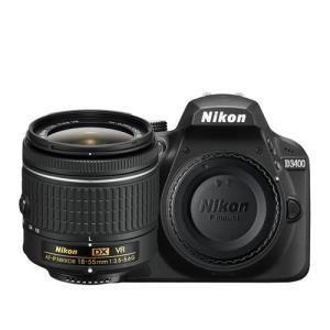 Nikon d3400 p 18 55mm