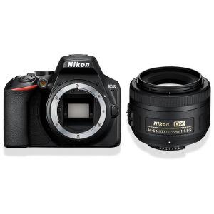 Nikon D3500 + 35mm
