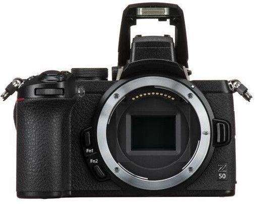 Nikon Z50 + FTZ Adapter