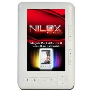 Nilox Megale Pocket Book 2.0 2GB