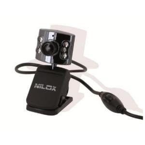 Nilox Web Cam 640x480 Infra Red
