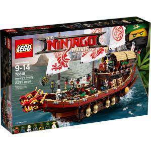 Ninjago 70618 vascello del destino