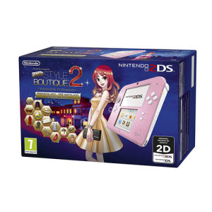 Nintendo 2DS + New Style Boutique 2