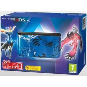 Nintendo 3DS XL Pokemon Limited Edition