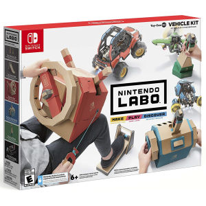 Nintendo Labo Toy-Con 03 Vehicle Kit