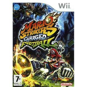 Nintendo Mario Strikers Charged Football