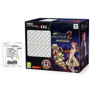 Nintendo New 3DS + Style Boutique 2 Fashion Forward