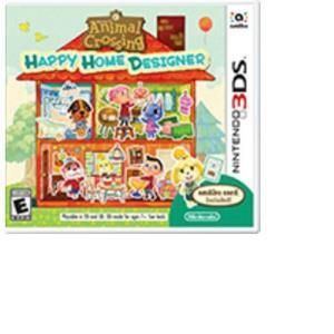 Nintendo new 3ds xl animal crossing happy home designer